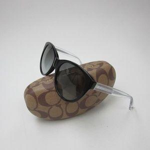 ca820be4ff26e Coach Accessories - Coach HC 8064 5002 11 Woman s Sunglasses OLE650
